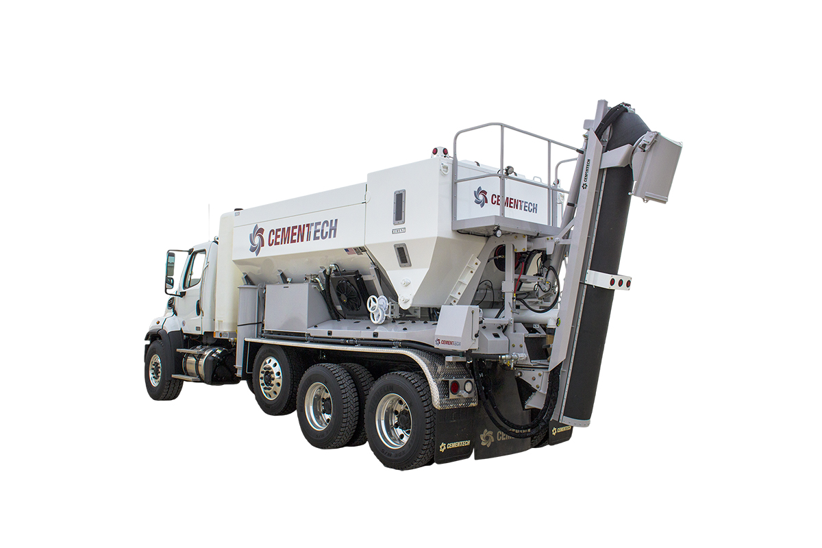 Volumetric Concrete Mixers