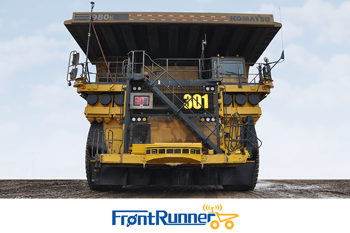 Autonomous Haulage Systems is a comprehensive fleet management system for mines jointly developed by Komatsu Ltd., Komatsu America Corp., and Modular Mining Systems Inc.