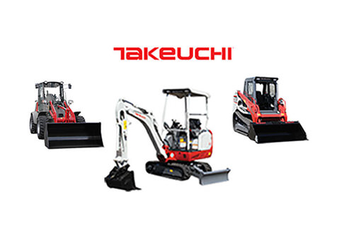SMS Equipment Announces Dealership Agreement with Takeuchi